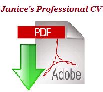 Download Janice's professional CV